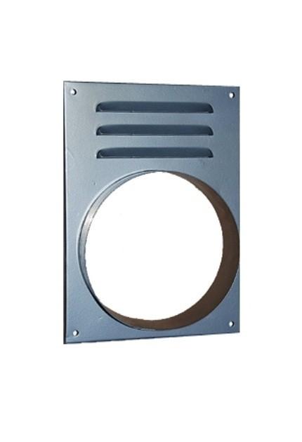 Решетка вентиляционная Elikor 120 медь