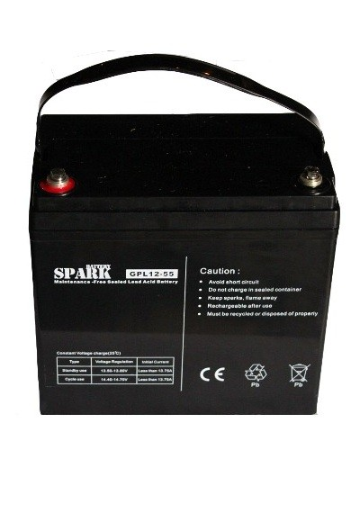 Аккумулятор Spark 12-55