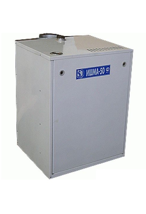 Газовый отопительный котел Боринский ИШМА 50 Nova SIT