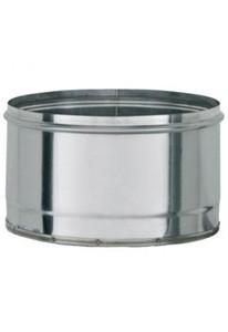 Заглушка для ревизии Ferrum ду 250мм нержавеющая сталь внутренняя
