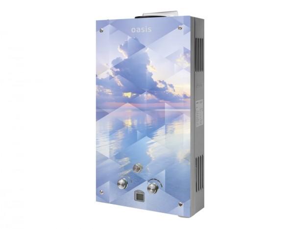 Газовая колонка Oasis Glass 20 SG (N)