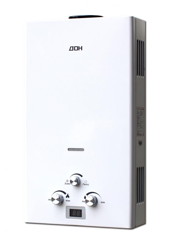 Газовый проточный водонагреватель Конорд ДОН JSD-20 EWT