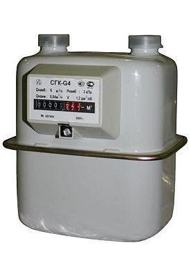 Счётчик газа СГК-4 Сигнал (аналог Владимирского)