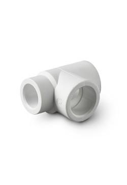 ППР Pro Aqua тройник переходной 25-20-25 белый