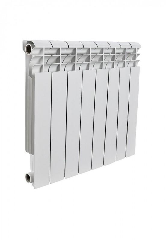 Алюминиевый радиатор Rommer Optima 500 (8 сек)