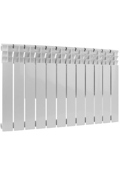 Радиатор биметаллический Rommer Optima BM 500 (12 сек)
