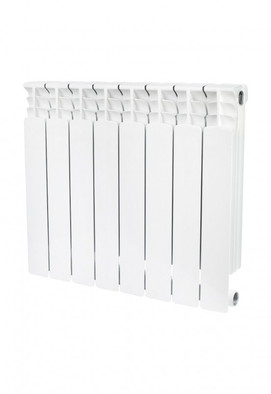 Радиатор биметаллический STOUT Space 500 (8 сек)