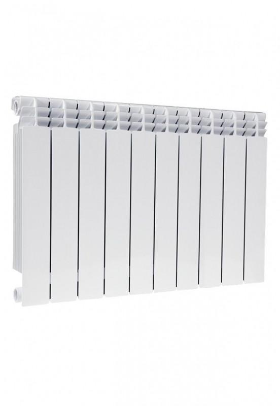 Радиатор биметаллический ALUSTAL 500/100 (10 сек)