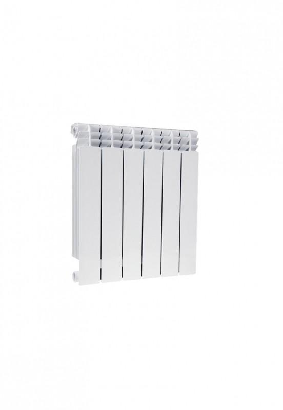 Радиатор биметаллический ALUSTAL 500/100 (6 сек)