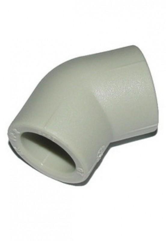 Угол Valfex 45 градусов 40 серый