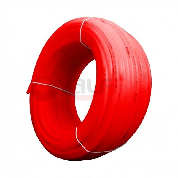 Труба Valfex PE-RT 16*2.0 красная