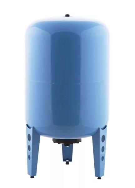 Гидроаккумулятор Джилекс 100 ВП вертикальный (пластиковый фланец)