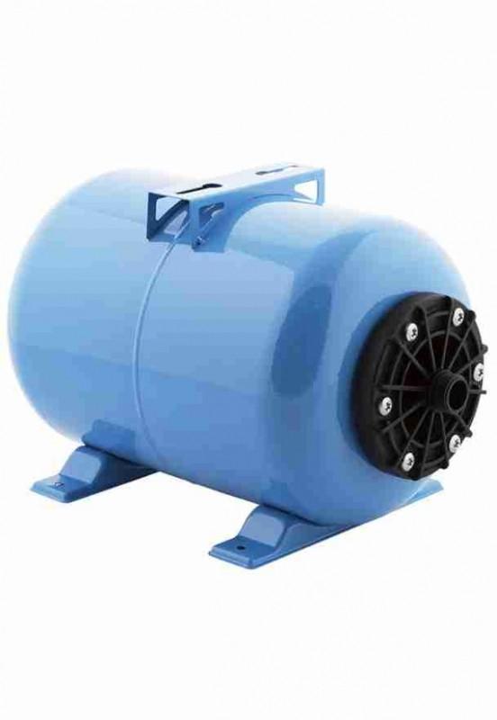 Гидроаккумулятор Джилекс 50 ГП горизонтальный (пластиковый фланец)