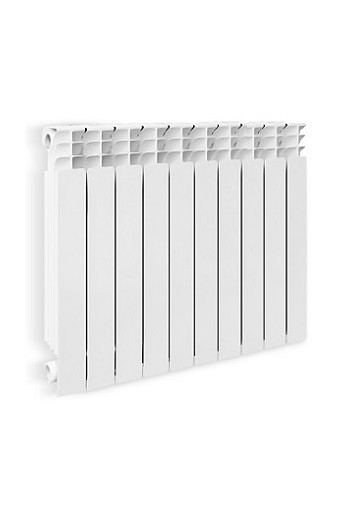 Радиатор алюминиевый литой Halsen 500/96 (10 сек)