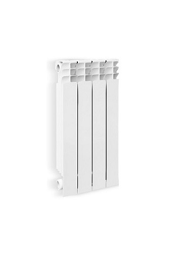 Радиатор алюминиевый литой Halsen 500/80 (4 сек)