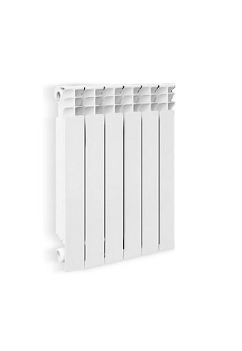 Радиатор алюминиевый литой Halsen 500/80 (6 сек)