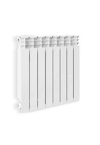 Радиатор алюминиевый литой Halsen 500/80 (8 сек)