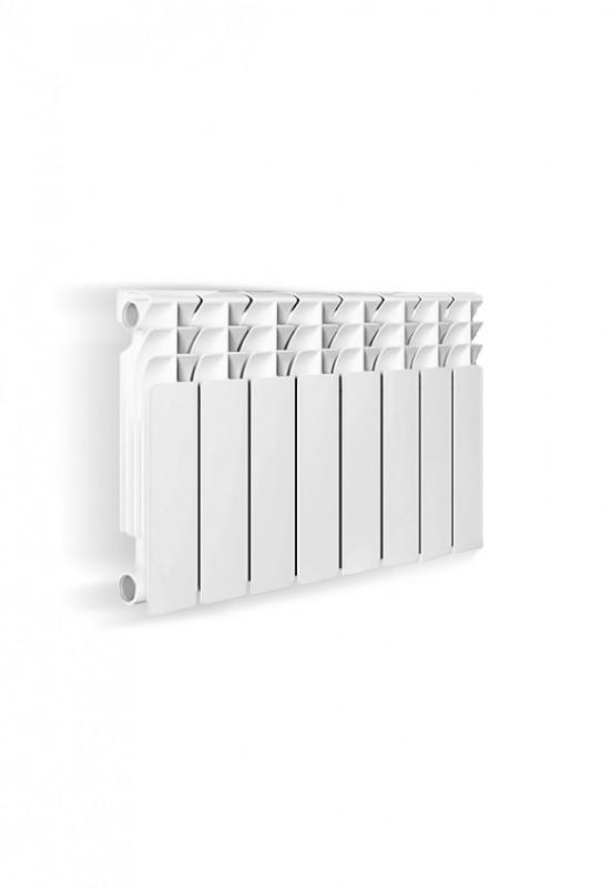 Радиатор биметаллический Halsen BS 350/80 (8 сек)
