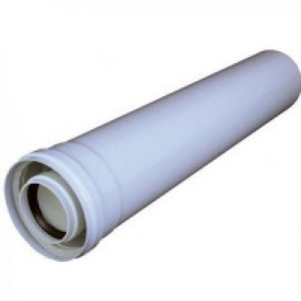 Удлинитель коаксиальный 60/100 L=1м BaltGaz