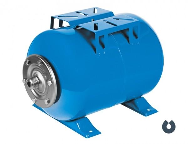 Гидроаккумулятор Unipump 50л горизонтальный