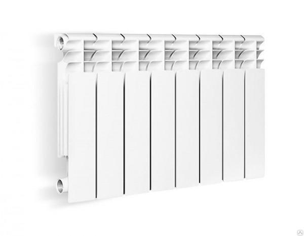 Радиатор алюминиевый Halsen 350/80/8