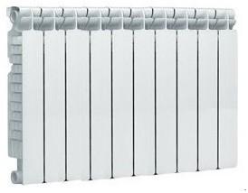 Радиатор алюминиевый CALIDOR SUPER B4 500/100 (10 секц)
