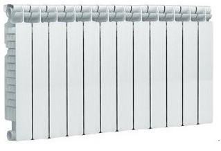 Радиатор алюминиевый CALIDOR SUPER B4 500/100 (12 секц)