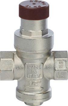 Редуктор давления STOUT SVS-0009-000015 муфтовый (ВР/ВР) Ду 15 (1/2