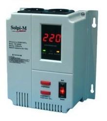 Стабилизатор напряжения Solpi-M 1/ф TSD-750 VA