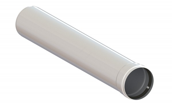 Дымоход AZ 280, BOSCH (удлинитель трубы L500мм Д80 7719001799)