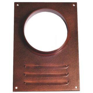 Решетка вентиляционная Elikor 126 бронзовый антик