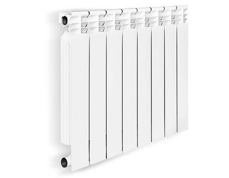 Радиатор биметаллический Oasis 500/70 (8 секц)