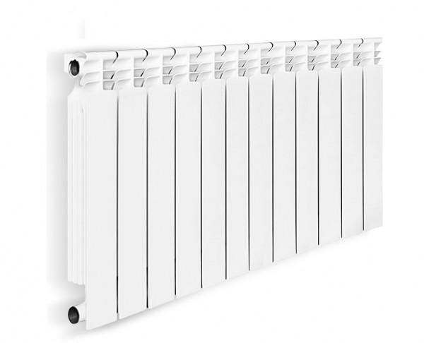 Радиатор биметаллический Oasis 500/80 (12 секц)