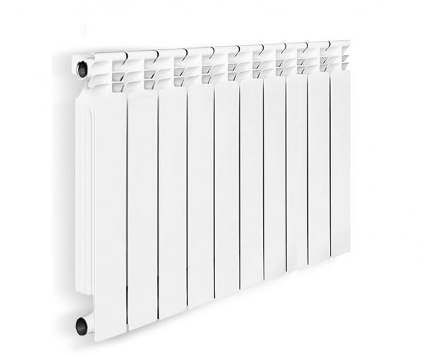 Радиатор биметаллический Oasis 500/80 (10 секц)
