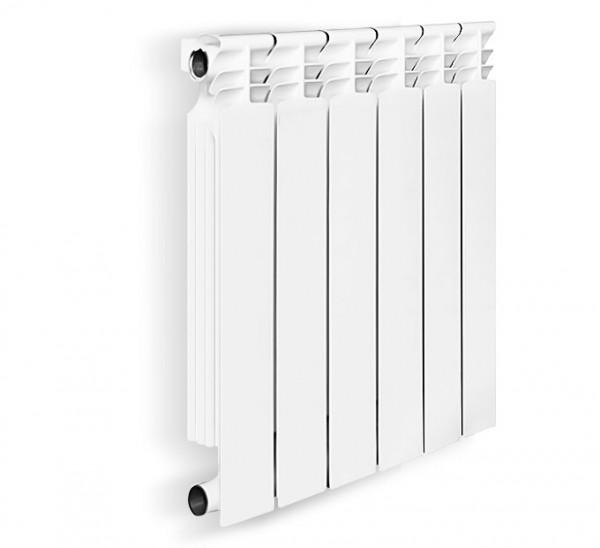 Радиатор биметаллический Oasis 500/80 (6 секц)