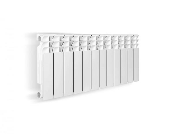 Радиатор биметаллический Oasis 350/80 (12 секц)
