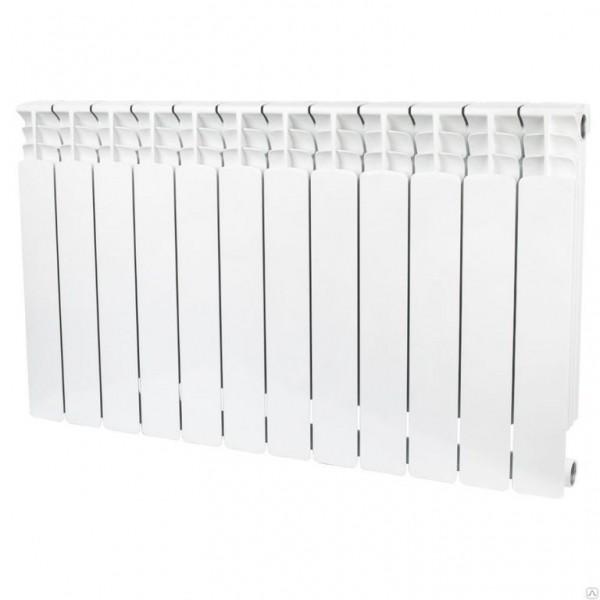 Радиатор алюминиевый Oasis 500/80 (12 секц)