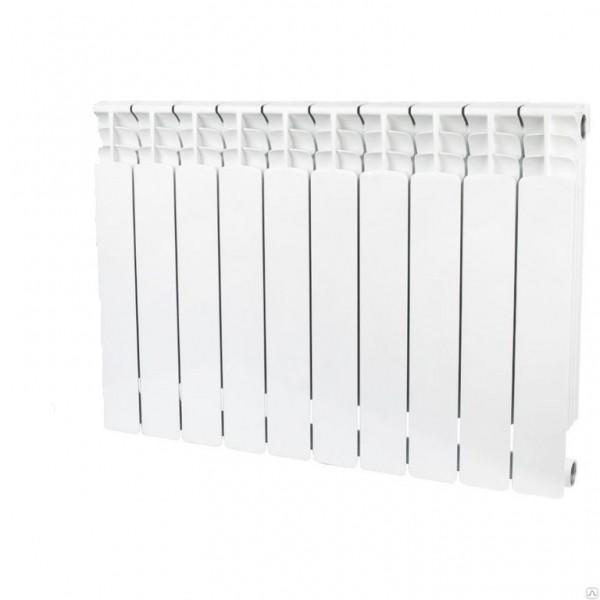 Радиатор алюминиевый Oasis 500/80 (10 секц)