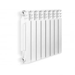 Радиатор алюминиевый Oasis 500/80 (8 секц)