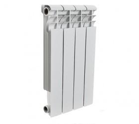 Радиатор алюминиевый Oasis 500/80 (4 секц)