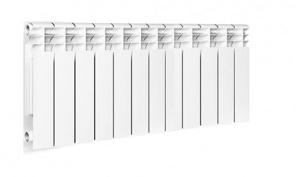 Радиатор алюминиевый Oasis 350/80 (12 секц)