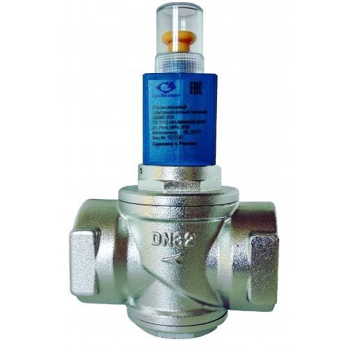 Клапаны запорные электромагнитные газовые КЗЭМГ-Ду32