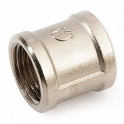 GF (10) Муфта ВВ 1/2 никелированная