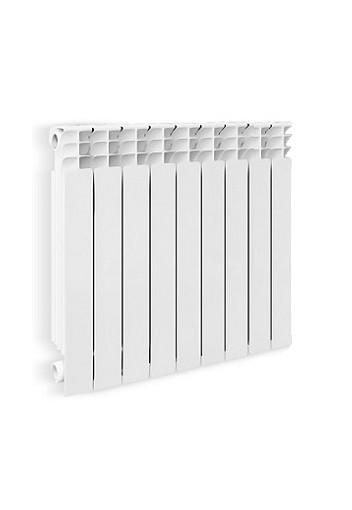 Радиатор алюминиевый литой Halsen 500/96 (9 сек)